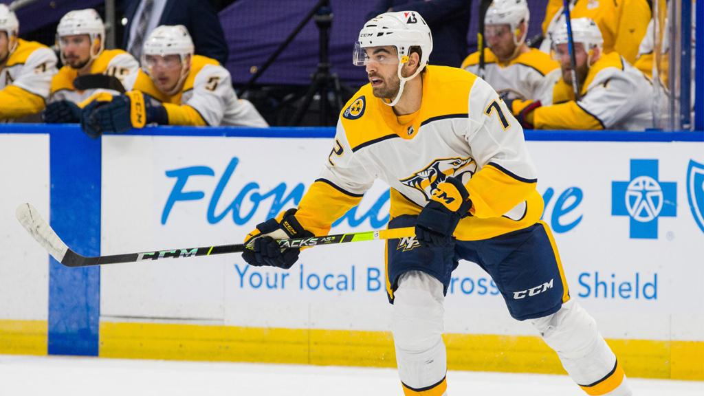 Predators Sign Frederic Allard to One-Year, Two-Way Contract | NHL.com