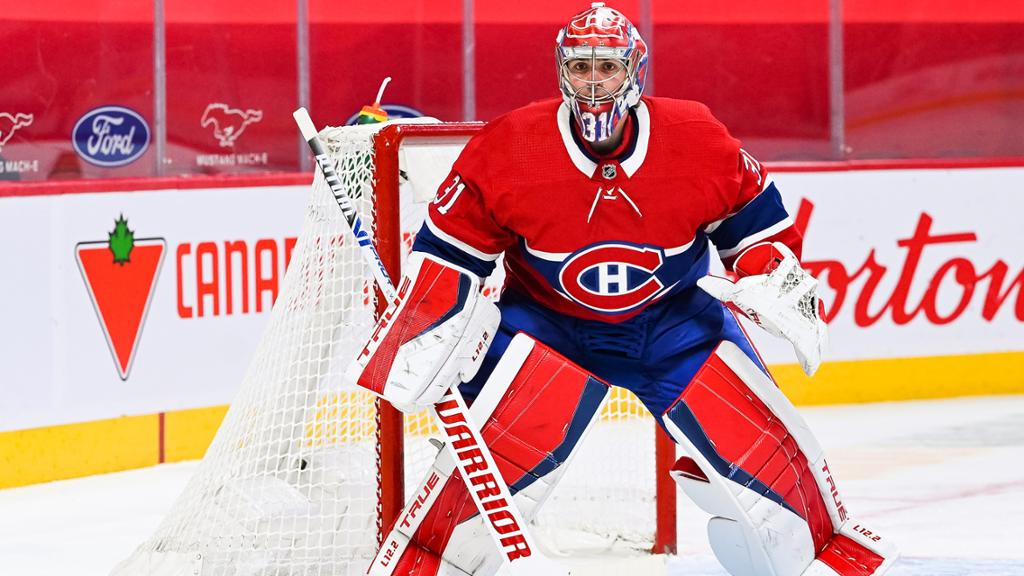 NHL Buzz: Price out until at least next week for Canadiens