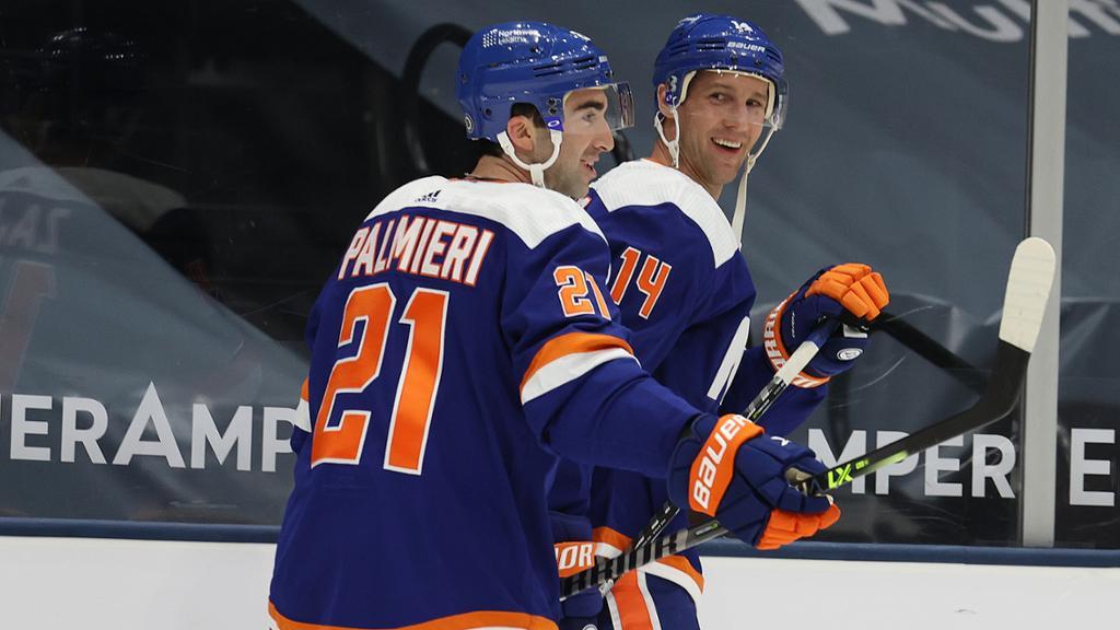 Palmieri, Zajac traded to Islanders by Devils