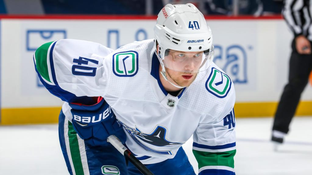 Top NHL restricted free agents: Pettersson could get offer sheet