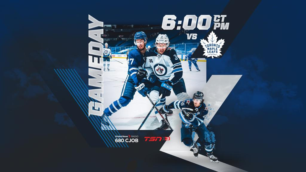 GAMEDAY: Jets at Maple Leafs | NHL.com