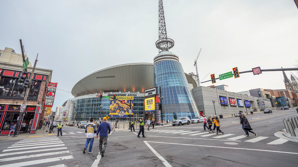 Metro Public Health Update Allows Increased Bridgestone Arena Capacity thumbnail
