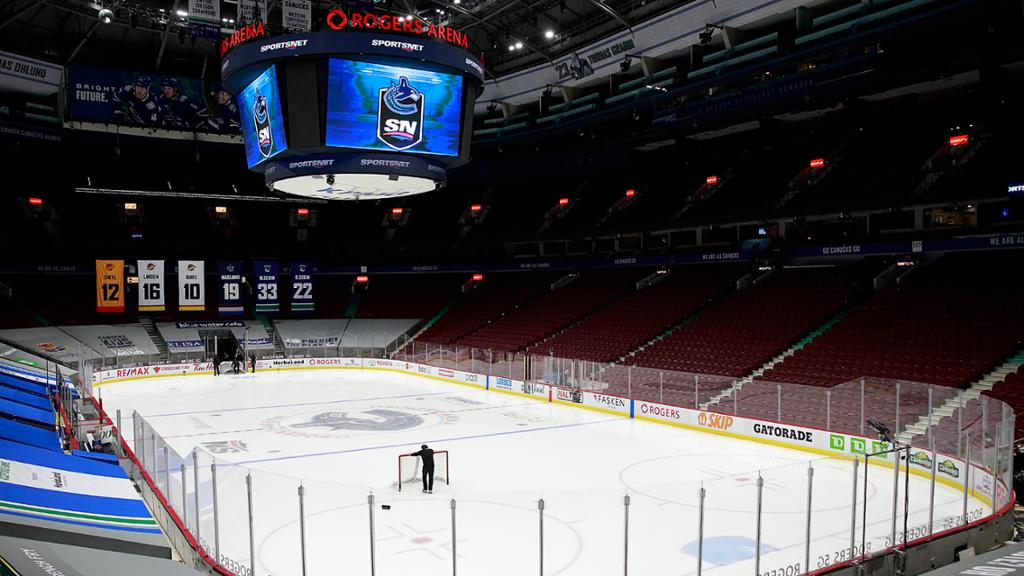 Canucks return delayed, will not play Oilers, Maple Leafs next two days