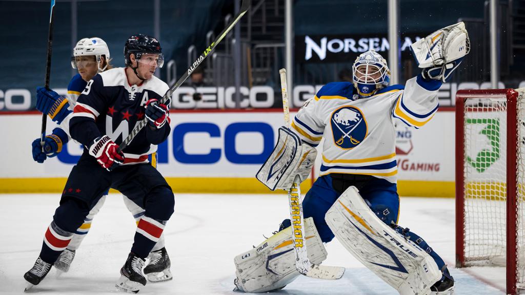 Sabres Drop Caps, 5-2 | NHL.com
