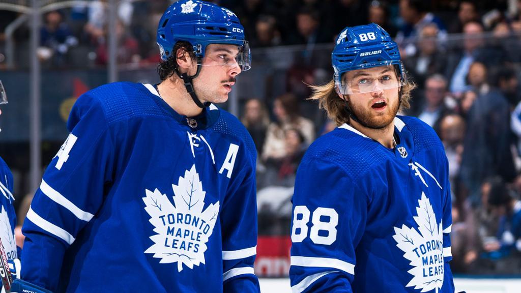 Matthews, Nylander return, will play for Maple Leafs against Canucks