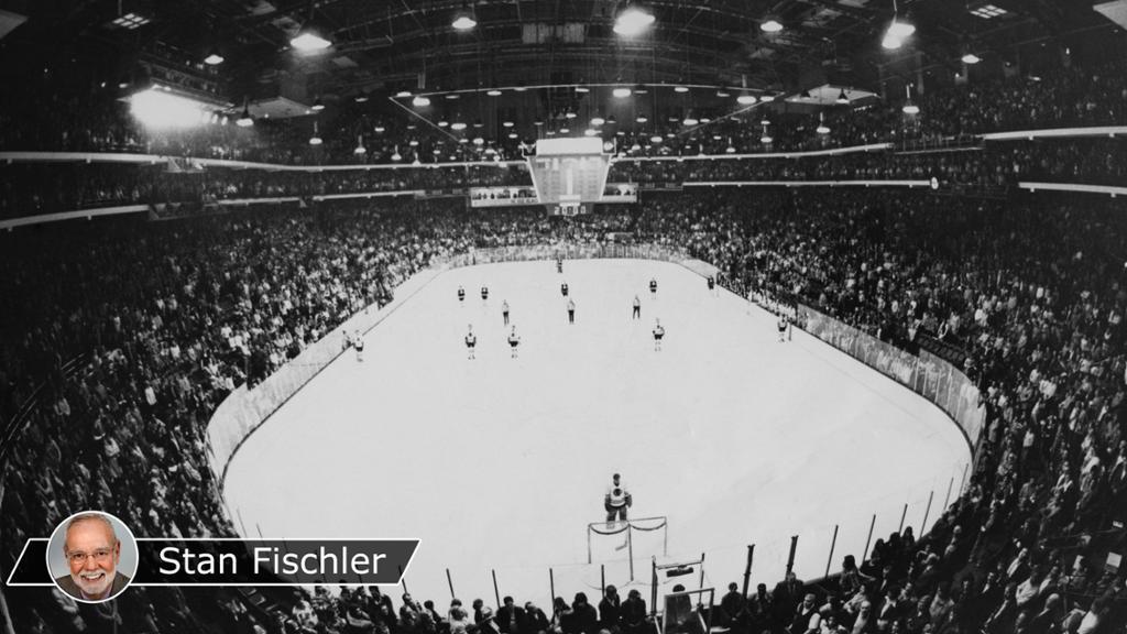 Chicago Stadium had perfect nickname, Fischler says