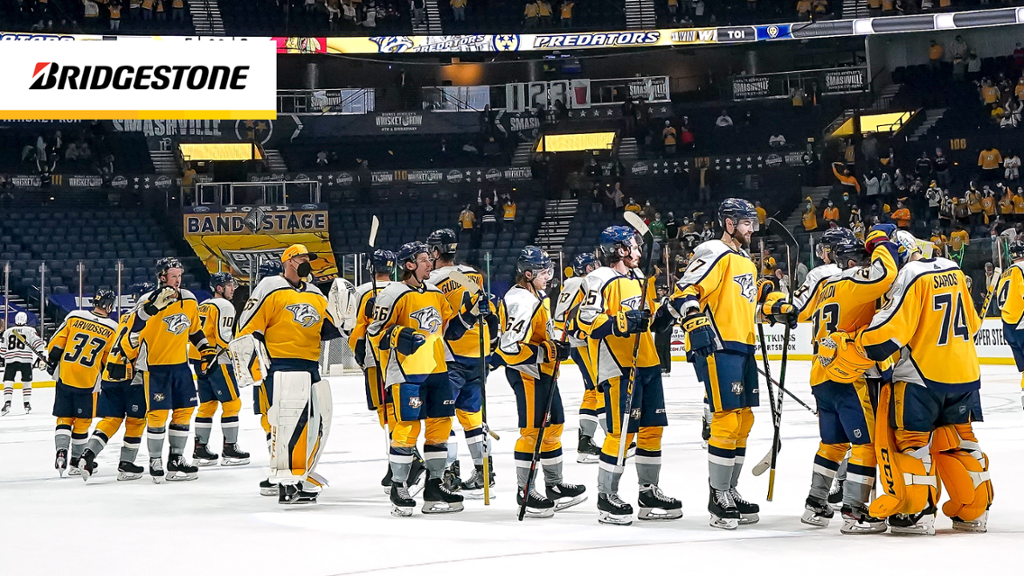 Preds Feed Off Home Crowd, Start Week with Another Win Over Blackhawks | NHL.com