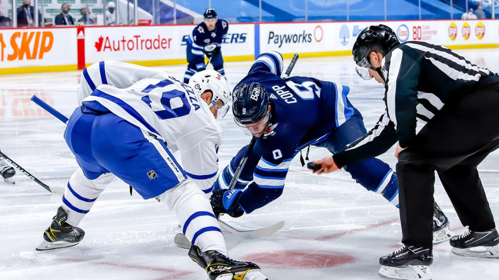 Jets fall in seesaw battle with Maple Leafs | NHL.com