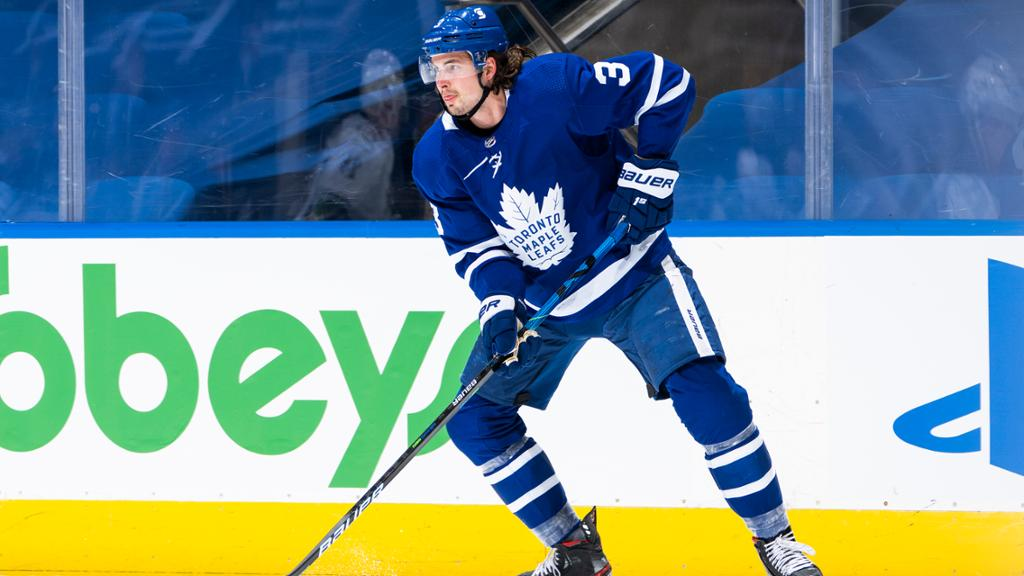 NHL Buzz: Holl out for Maple Leafs against Canadiens on Monday thumbnail
