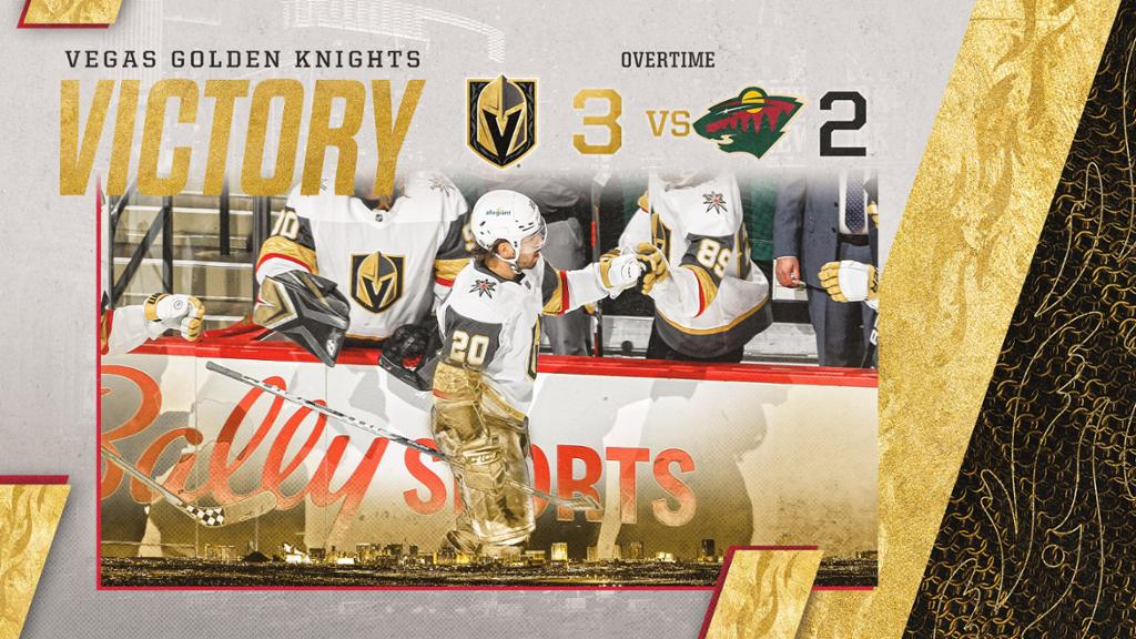 Pietrangelo Wins it for Vegas; Fleury Makes History with 490th Win | NHL.com