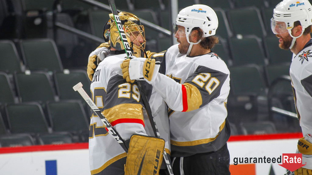 Believe You Will: Pietrangelo Adds to VGK Overtime Success | NHL.com