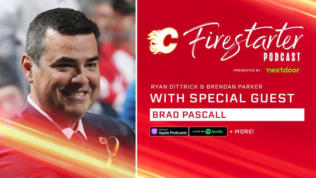FIRESTARTER PODCAST - E29, S3 - BRAD PASCALL | NHL.com