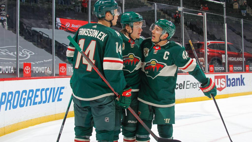 Wild good enough in overtime victory against Ducks | NHL.com