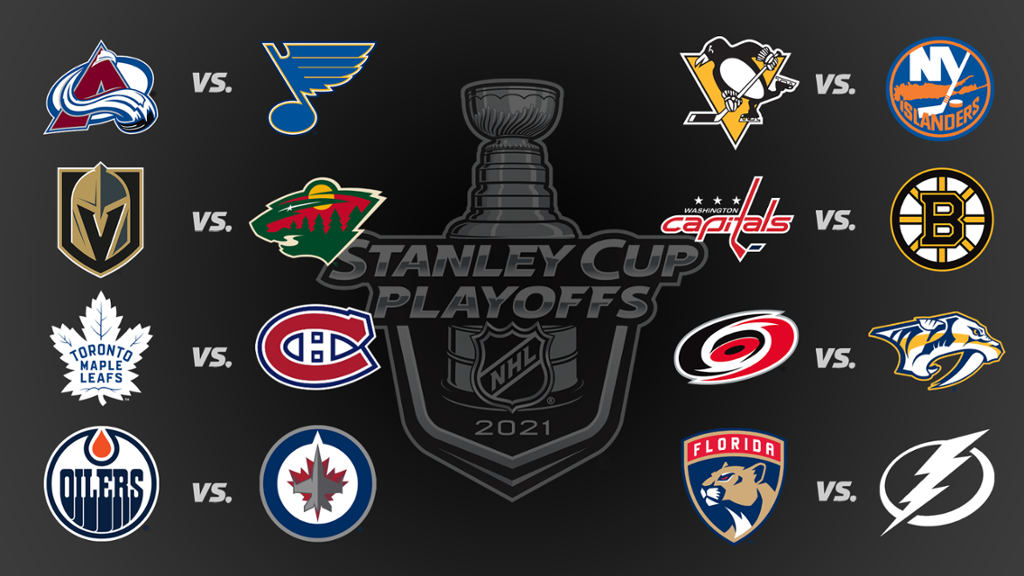 Nba Calendrier Playoff 2022 Stanley Cup Playoffs first round schedule