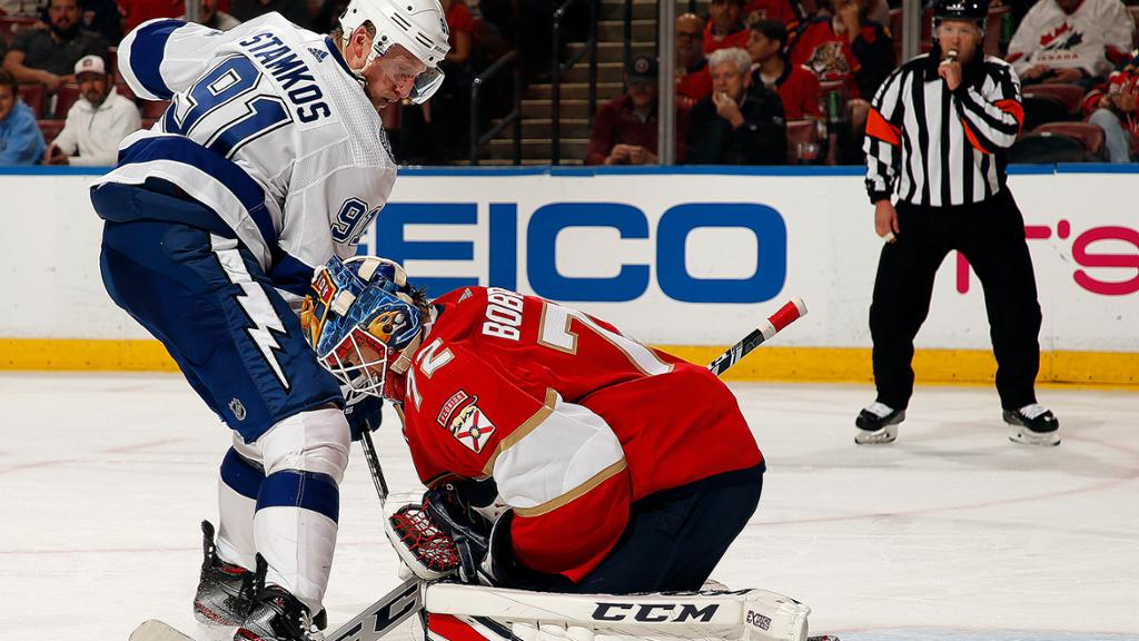 3 Keys: Lightning at Panthers, Game 1 of first round | NHL.com