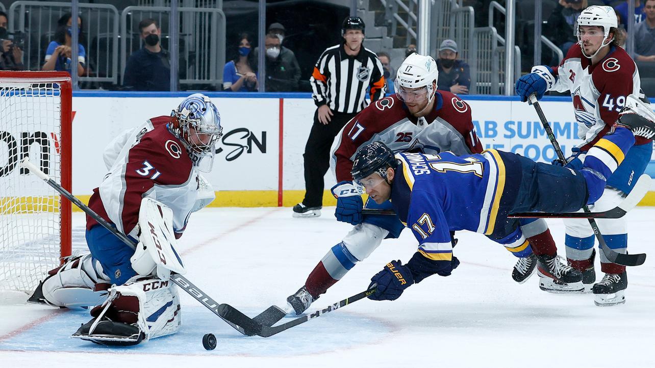 PHOTOS: Colorado Avalanche vs. St. Louis Blues, Game 3, May 21, 2021