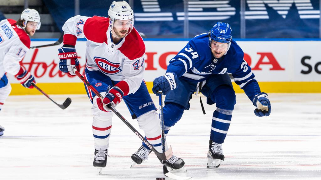 Canadiens want to avoid Maple Leafs' power play in Game 3