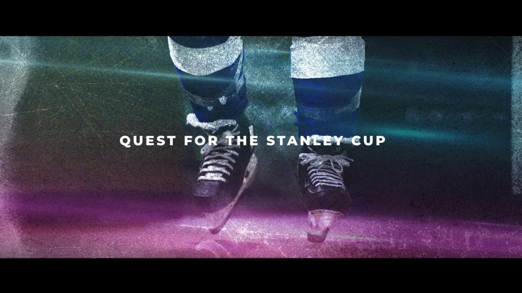 'Quest for the Stanley Cup' premiere shows Lightning hungry for repeat