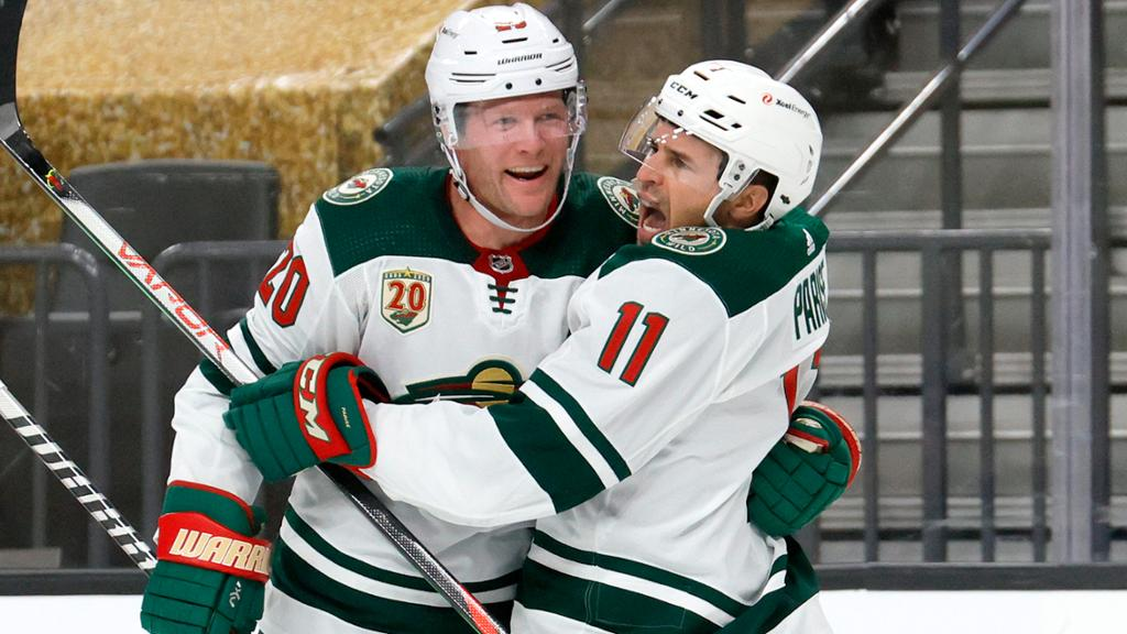 Wild future bright, Parise's unclear after Game 7 loss