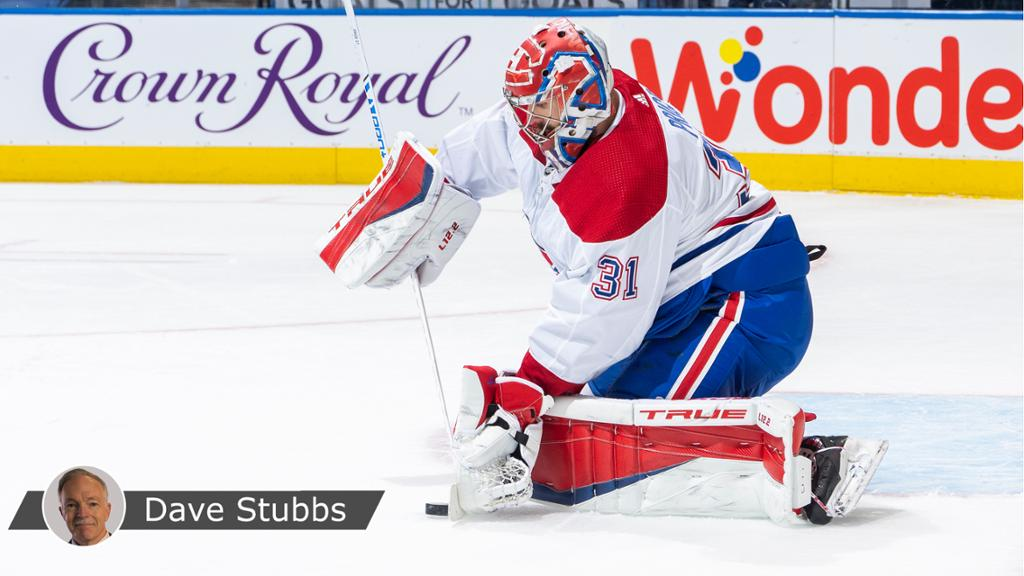 Price steady again for Canadiens in Game 7 win against Maple Leafs
