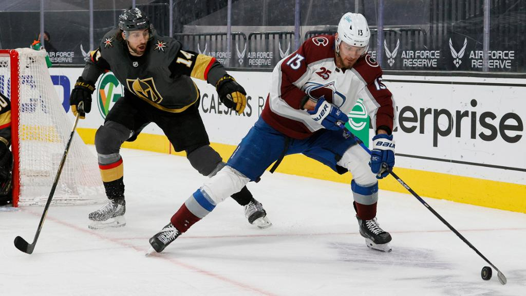 3 Keys: Avalanche in Golden Knights, Game 3 of second round thumbnail