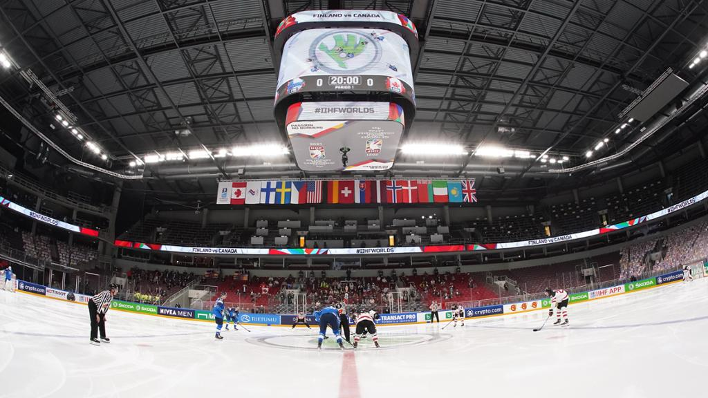 Roberto Luongo Wins Gold with Canada at 2021 IIHF World Championship | NHL.com