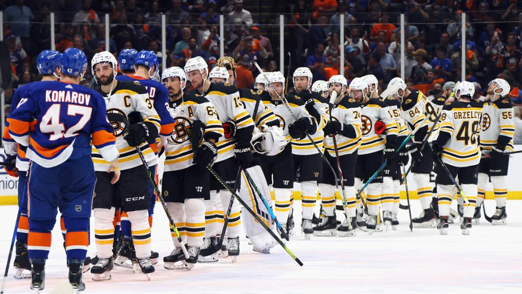 Bruins lose in second round, injuries to key defensemen among reasons