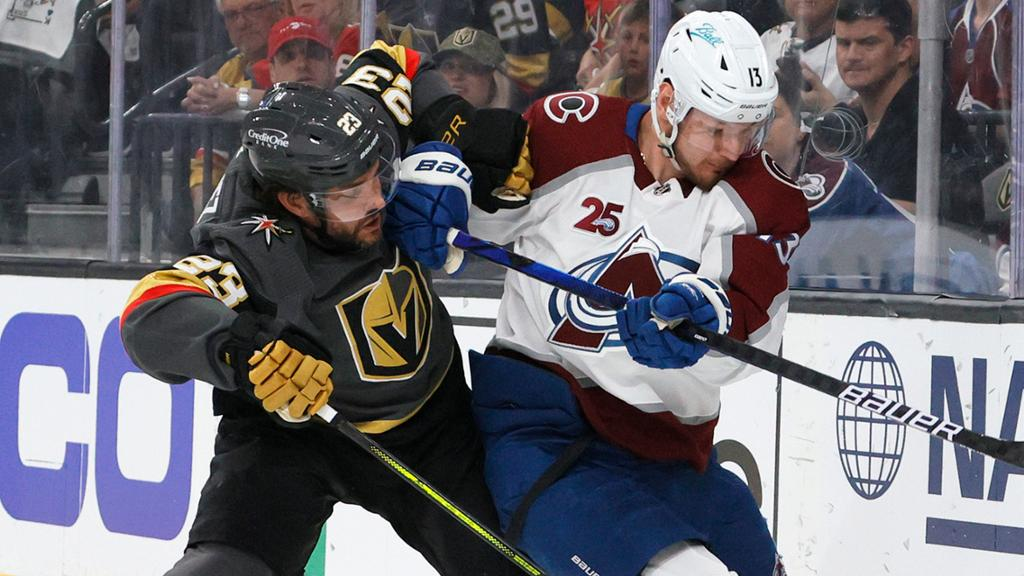 3 Keys: Avalanche at Golden Knights, Game 6 of second round thumbnail