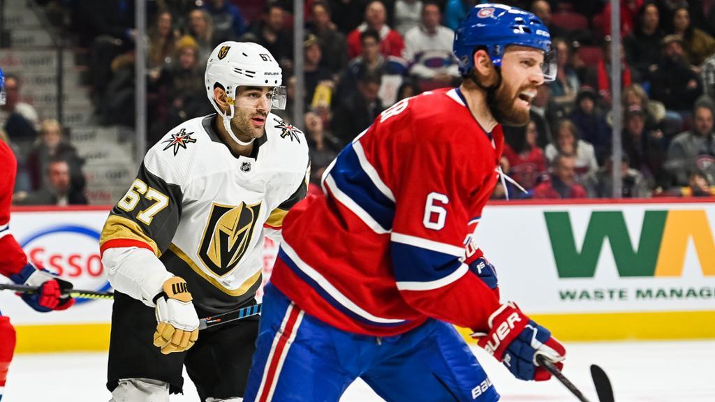 3 Keys: Golden Knights at Canadiens, Game 3 of Semifinals