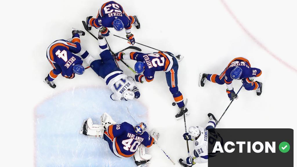 The Action Network: Lightning vs. Islanders, Game 4 odds, analysis