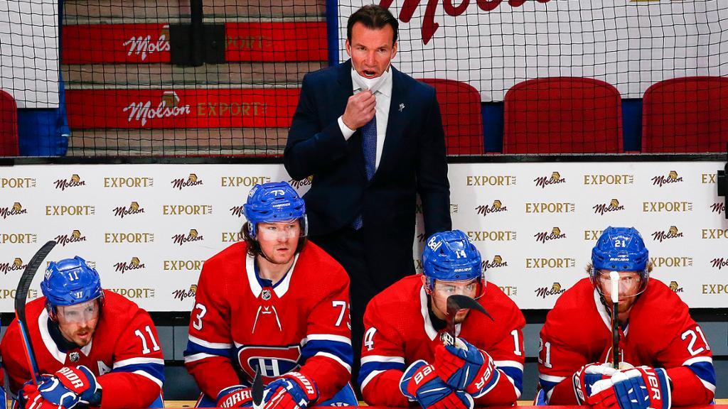 Chiarot: 'We'd all go through a wall for Luke'   NHL.com