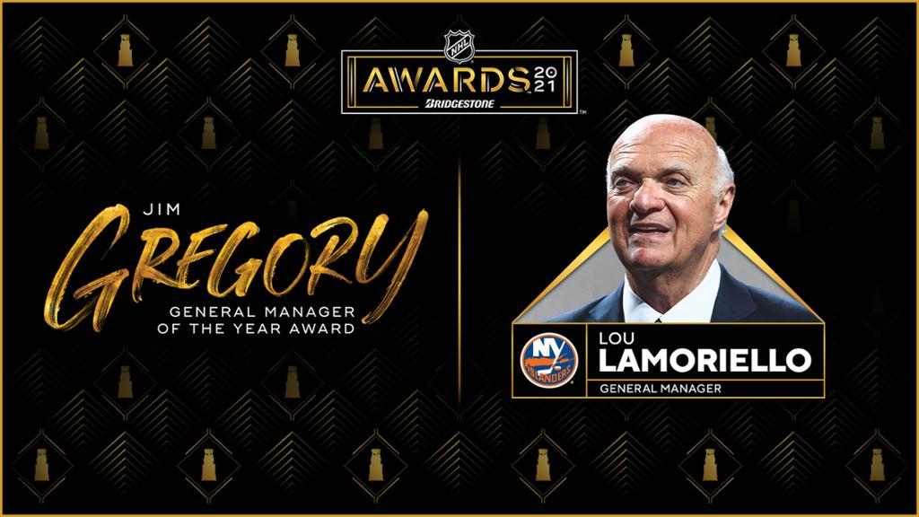 Äldst i NHL – framröstad till bästa general manager igen