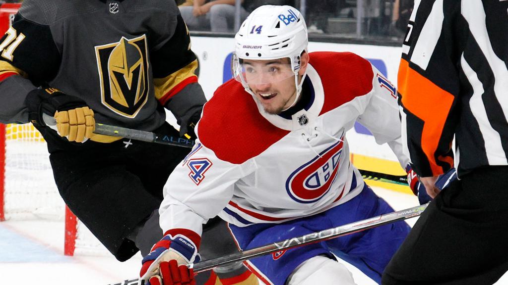 Suzuki boosts Canadiens, haunts Golden Knights in Game 5