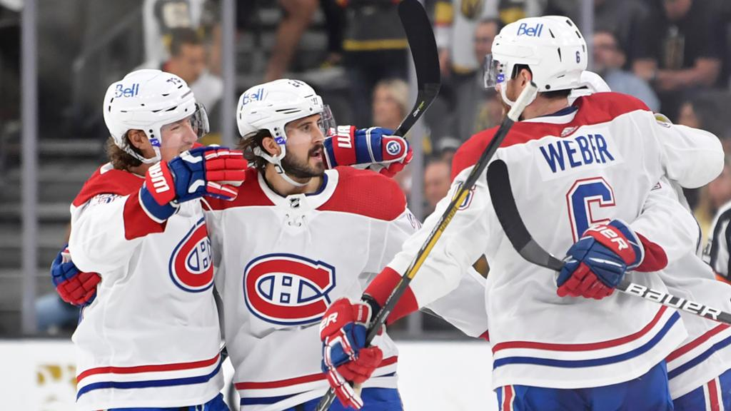 Canadiens try to maintain focus one win from Stanley Cup Final