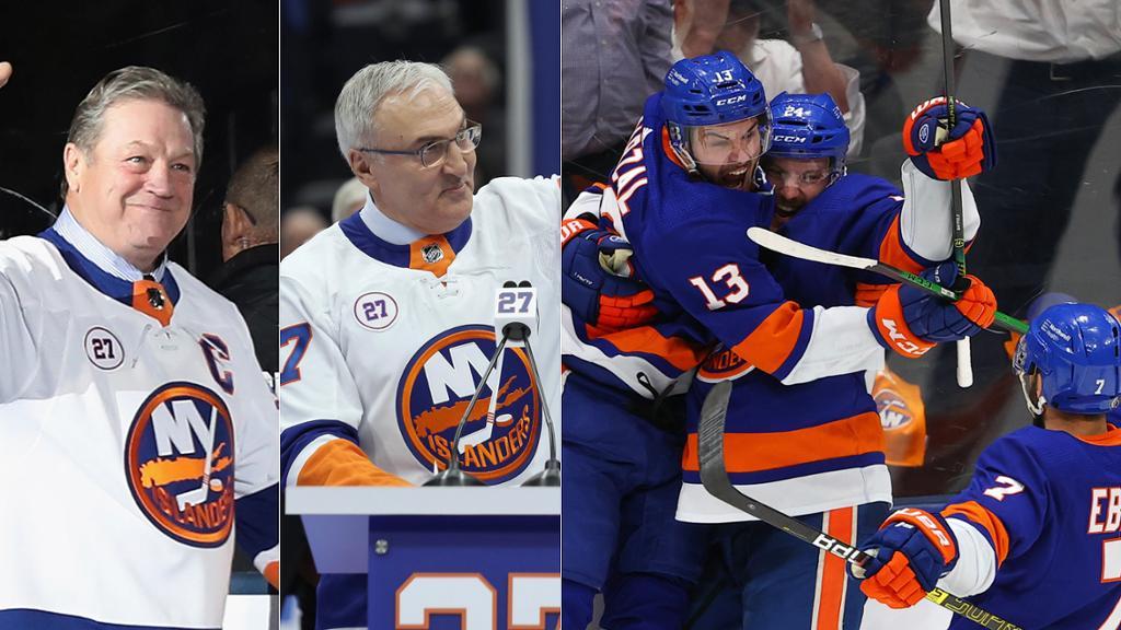 Islanders alumni Potvin, Tonelli want one last Cup Final at Coliseum