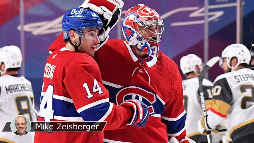 Price basks in Canadiens' Game 6 OT win, advancing to Stanley Cup Final
