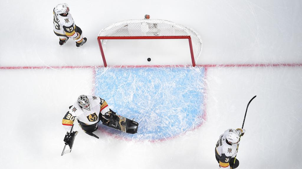 Golden Knights eliminated in playoffs due to lack of offense