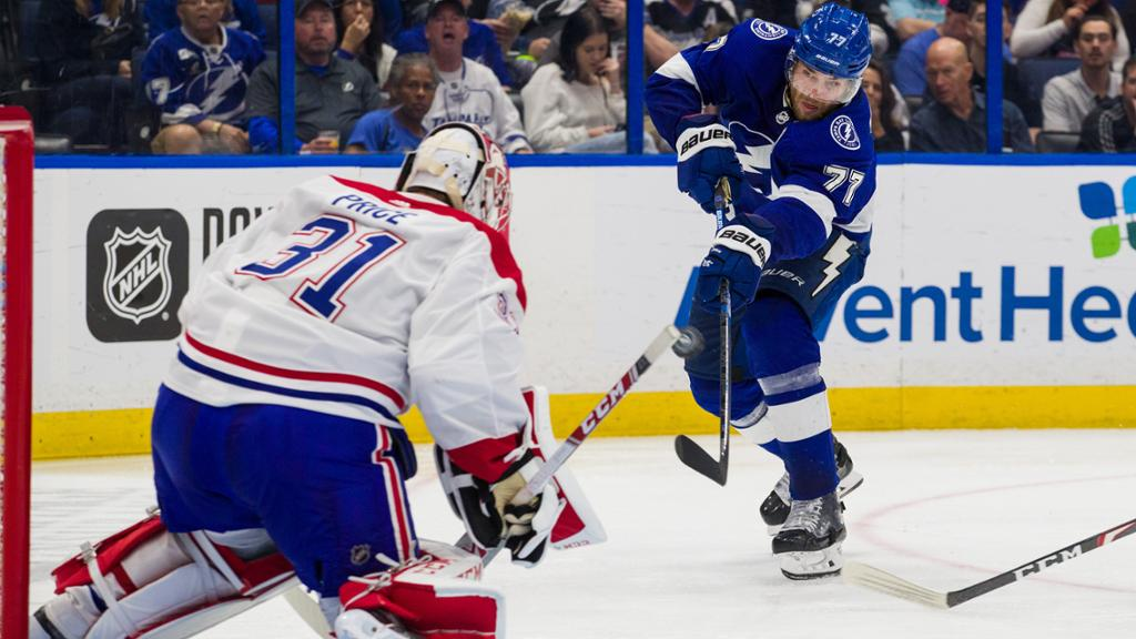 3 Keys: Canadiens at Lightning, Game 1 of Stanley Cup Final