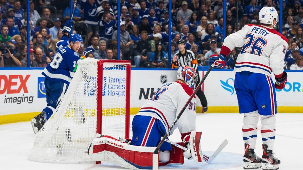 Kostsamma misstag straffade Canadiens i match 2