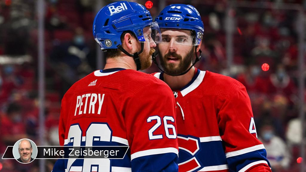 Canadiens resolute one loss from sweep in Stanley Cup Final