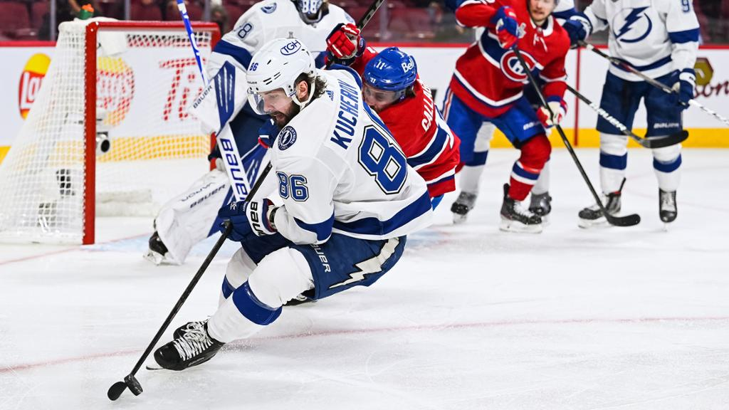Lightning not taking Canadiens for granted in Game 4 of Cup Final