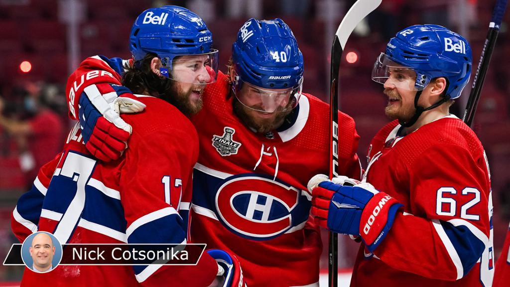 Canadiens keep Stanley Cup hopes alive with win in Game 4 of Final