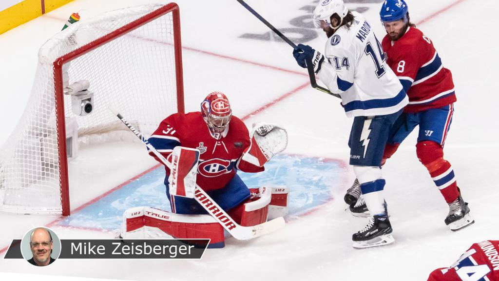 Canadiens penalty kill comes up big again in Game 4 win