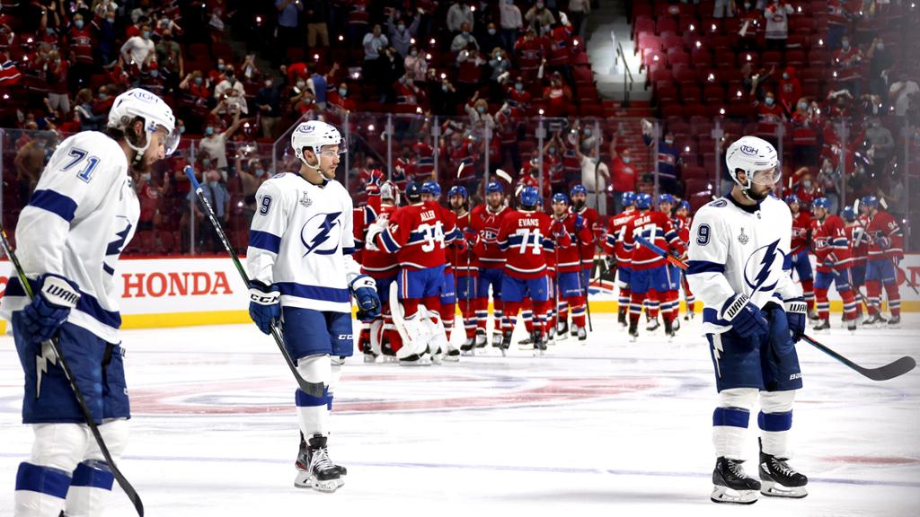 Lightning must turn page to finish Canadiens in Game 5, win Stanley Cup