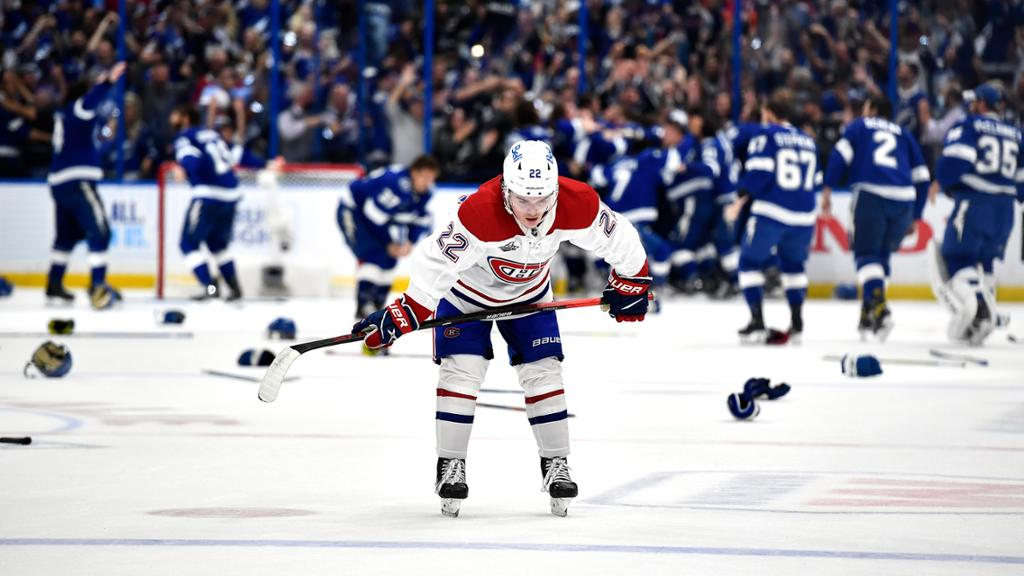 Canadiens fall short in Game 5 of Cup Final, 'tough pill to swallow'