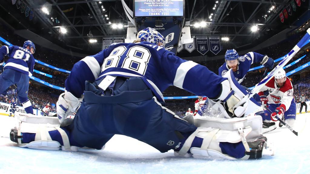 Vasilevskiy bäst när NHL/sv rankar målvakter