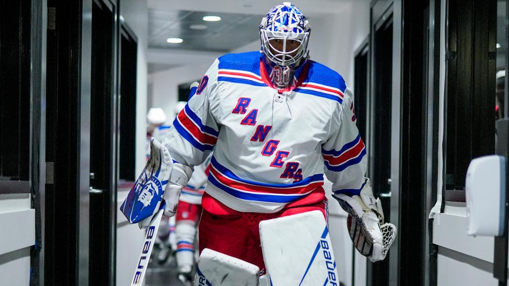 """""""I mina ögon den bästa finska målvakten som spelat i NHL"""""""
