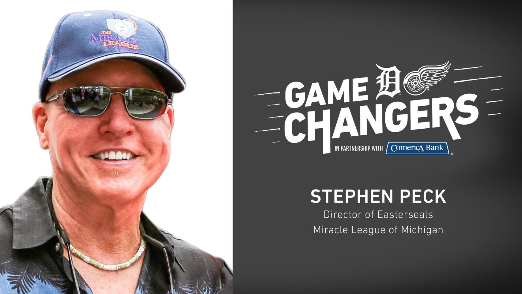 Stephen Peck