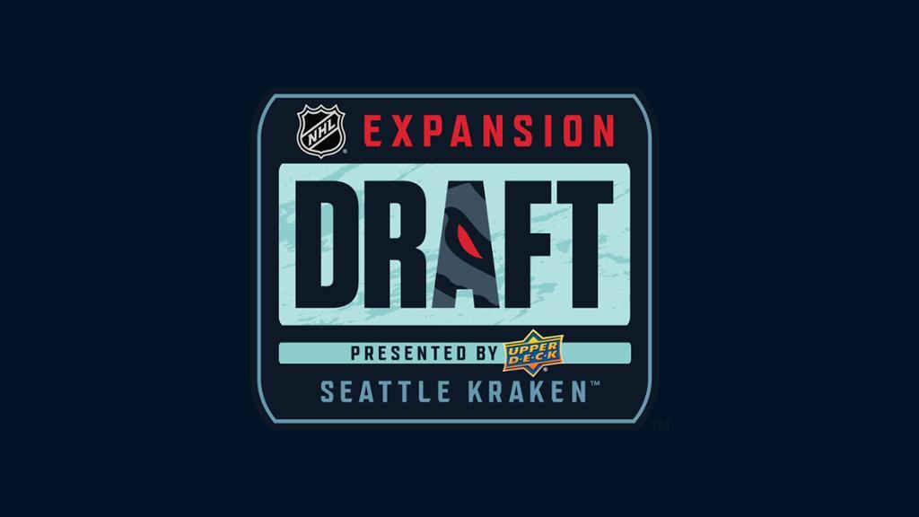 Kraken enlist special guests for 2021 NHL Expansion Draft