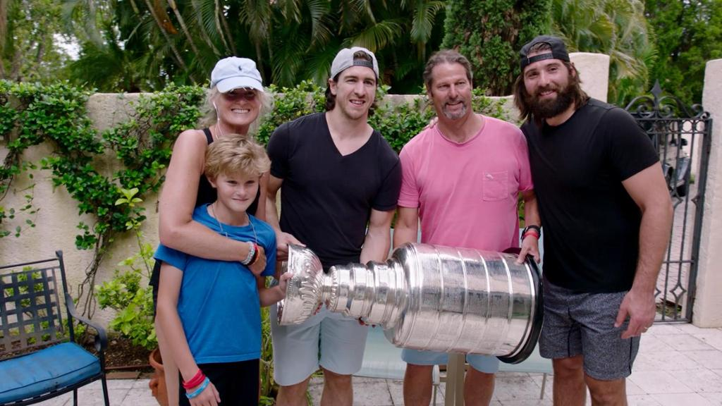 Lightning celebrate championship on 'Quest for the Stanley Cup'